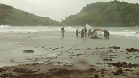 El Caribe se prepara para huracán María tras paso de Irma