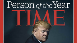 Digs taken against Trump in TIME magazine