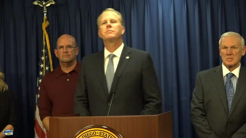 Kevin Faulconer, Ron Roberts & Elliott Hirsman unload on Chargers leaving