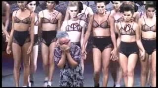 Modelos transgénero toman pasarela de Sao Paulo