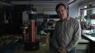 Mag Lab open house preview: Tesla coil!