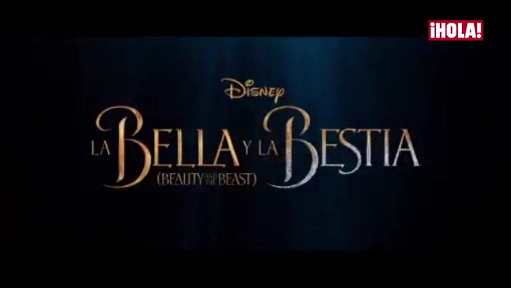Tráiler de \'La Bella y la Bestia\'