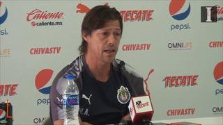 ¿A cuántos les dolió que haya sido campeón Chivas?: Matías Almeyda
