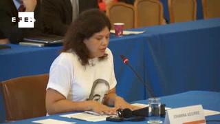 Denuncian ante OEA la 'tortura sistemática' en Venezuela