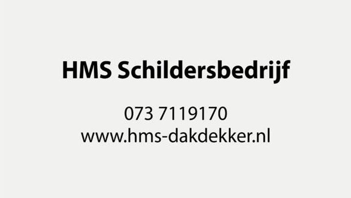 HMS Schildersbedrijf - Video tour