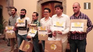 Premiación del concurso Rostros y Rincones Tapatíos