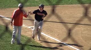 Rochester Vs. Auburn Baseball