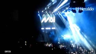El día que el DJ Avicii emocionó a Hondcon