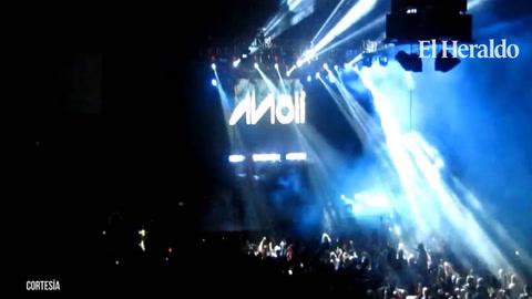 El día que el DJ Avicii emocionó a Honduras con