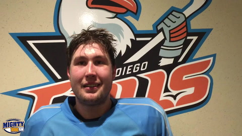 Nick Ritchie on facing Reign: 'It's gonna be a war'