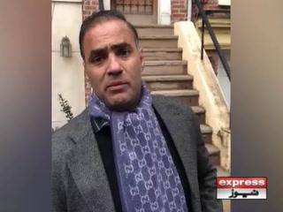 عابد شیرعلی نے علیمہ خان کی مبینہ جائیداد کی ویڈیو جاری کردی