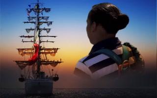 La Semar recuerda a cadete que cayó al mar Arábigo