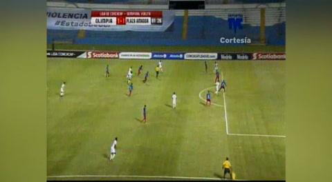 Gol de Roger Rojas al Plaza Amador (Concacaf 2017)