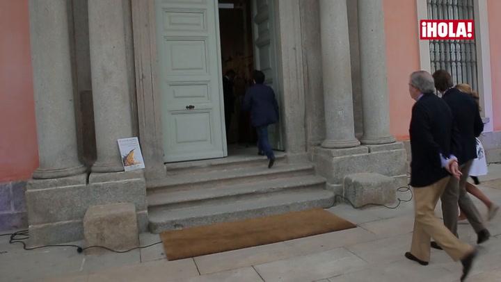 La última exposición de Sebastián Palomo Linares, que no pudo inaugurar