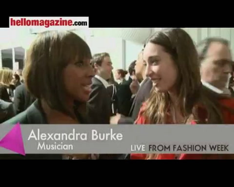 Interview: \'X Factor\' winner Alexandra Burke