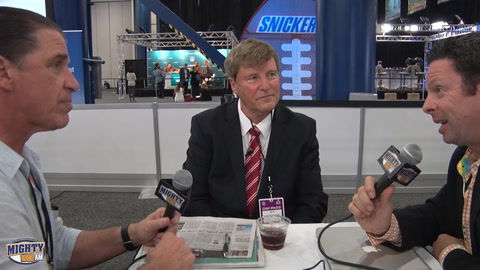 Leigh Steinberg with Scott and BR