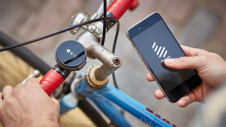 A New Navigation Tool For Bikes Gently Nudges Cyclists Toward Their Destination
