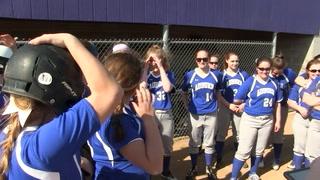 Auburn Vs. Williamsville Softball