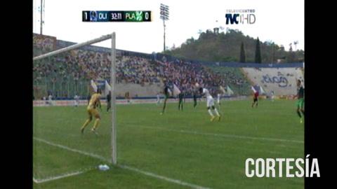 Olimpia anota ante Platense 1-0 el marcador