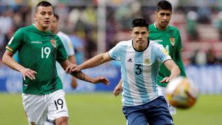 Bolivia da la sorpresa y derrota 2-0 a Argentina