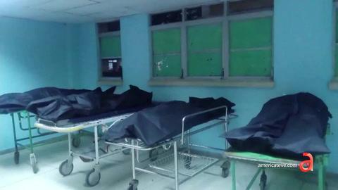 Análisis: colapsan los hospitales, las morgues y los cementerios por Coronavirus en Cuba