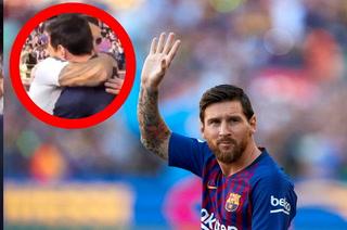 Bonito detalle de Messi: Así dio la bienvenida a jugadores de Boca Juniors en el Camp Nou