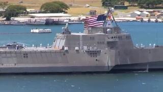 EEUU retira invitación a China para hacer ejercicios militares