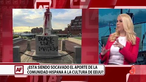 ¿Los demócratas  están socavando el aporte de la comunidad hispana a la cultura de EEUU?