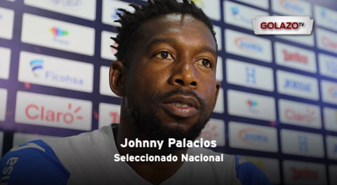 Johnny Palacios: