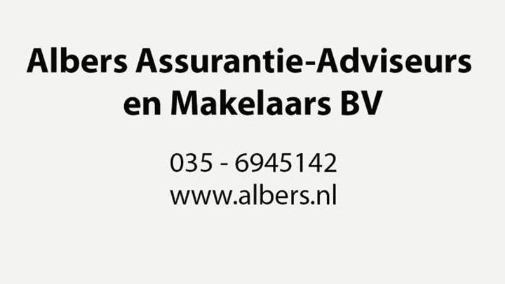 Albers Makelaars BV - Bedrijfsvideo