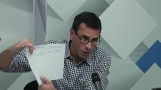 Oposición venezolana abre puerta para revocar a Maduro