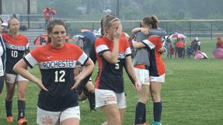 Rochester Vs. Waterloo Regional Soccer Final