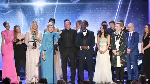 Tres anuncios por un crimen triunfa en los premios SAG
