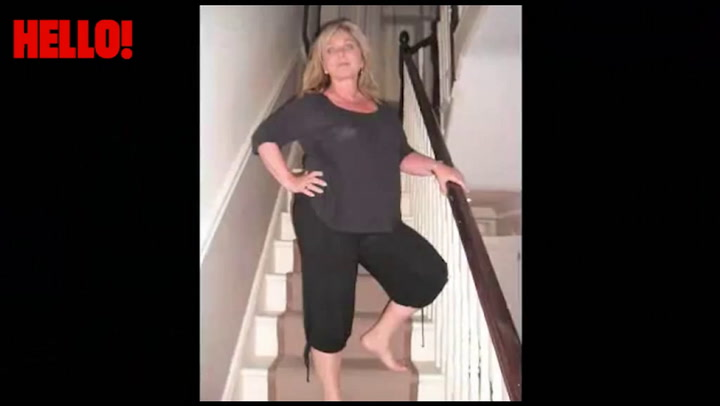 Winter weight loss with Helen Lederer