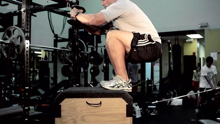 Vertical Jump | NFL Combine Trainer