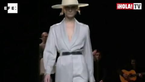 Fashion Week Madrid Otoño-Invierno 2013-14: Duyos