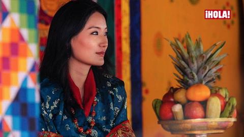 Jetsun Pema, Reina de Bután, espera su primer hijo