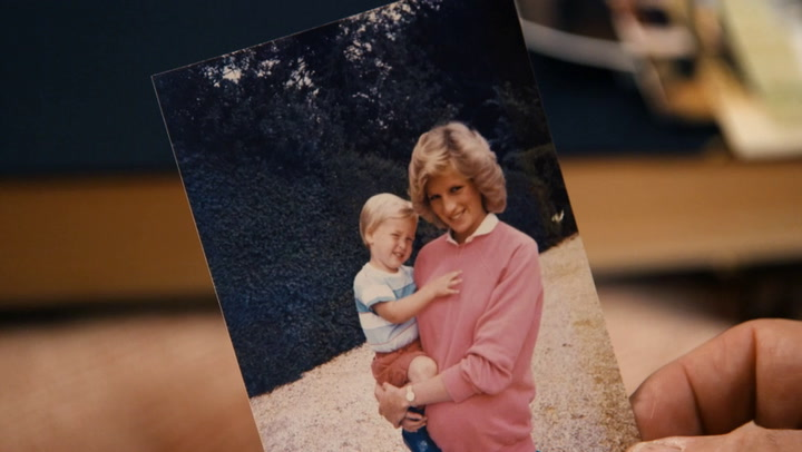 Prince William and Prince Harry remember their mum in a touching documentary to air tomorrow