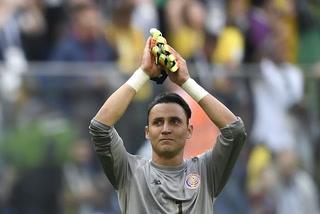 Keylor Navas tras eliminación de Costa Rica: