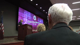 "2011 ""State of the University"" address"