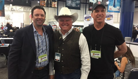Scott and BR talk to real Texas cowboy Sid Miller