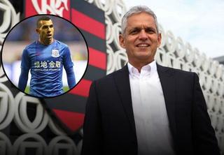 Carlos Tévez estaría cerca de llegar al Flamengo que dirige Reinaldo Rueda