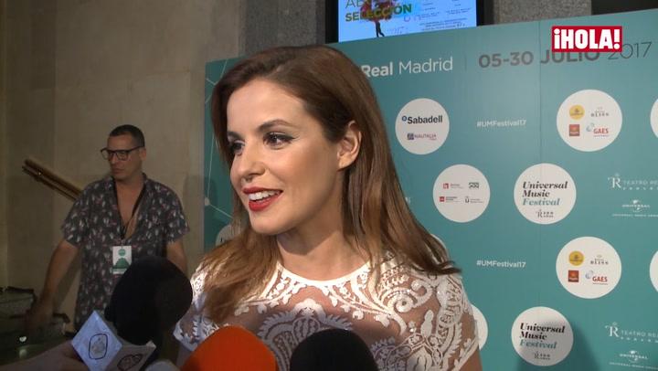 El curioso motivo por el que Marta Torné no posa con su marido en público