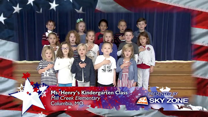 Mill Creek Elementary - Ms. Henry - Kindergarten