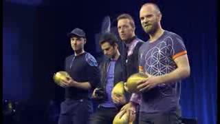 Coldplay prepara su aparición en el Super Bowl
