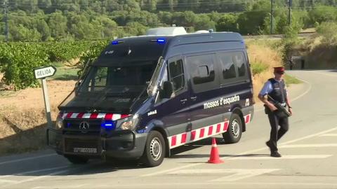 El presunto autor del ataque en Barcelona fue abatido (policía)