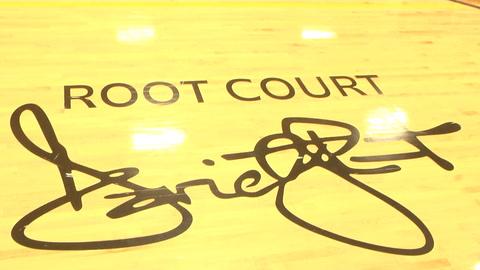 David J. Root Court Dedication