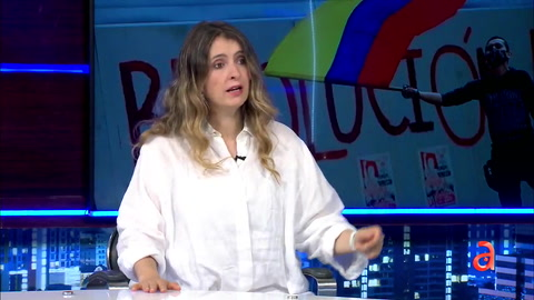 Entrevista exclusiva con la senadora colombiana, Paloma Valencia