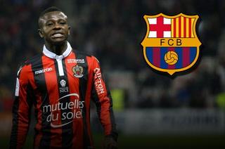 El marfileño Seri y el Barcelona ya tienen acuerdo, según 'L'Équipe'