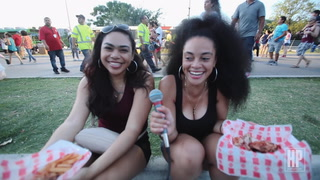 Thousands Pack Downtown Houston for Freedom Over Texas